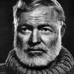 ritratto Hemingway