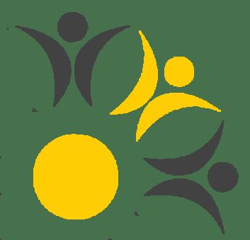 Logo ritagliato dell'associazione I Girasoli per evidenziare il programma