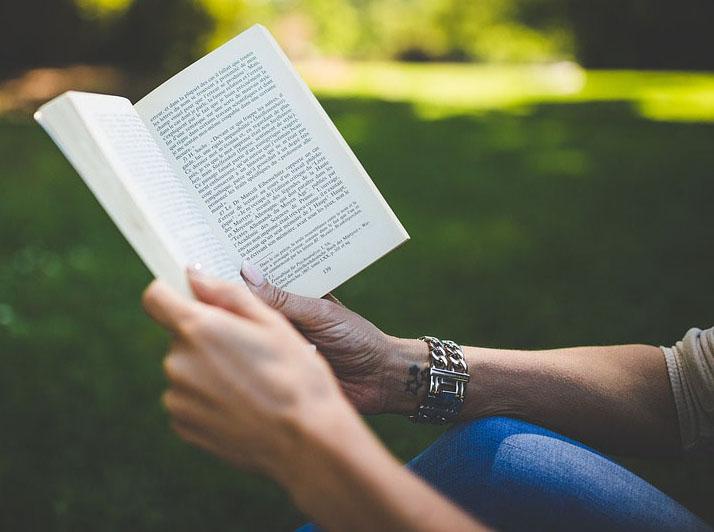 consigli di lettura al parco