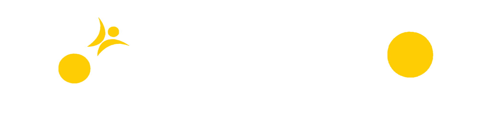 logo menu I GiraSoli bianco