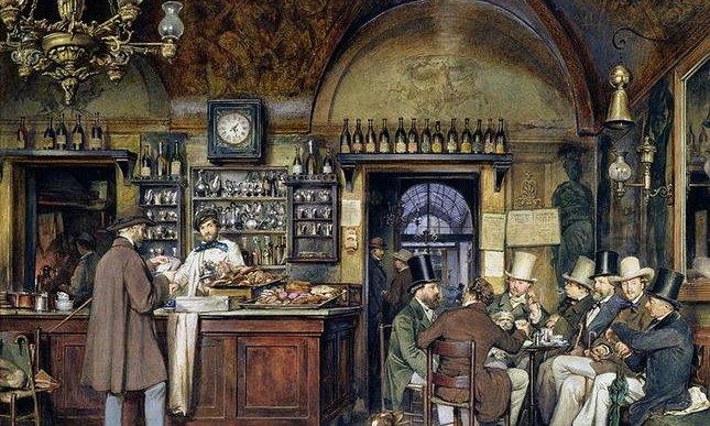 caffè letterario incontro ricorrente a Brescia I GiraSoli